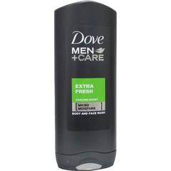 Dove Shower men extra fresh (400 ml)