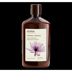 Ahava Mineral botanic lotus cream wash (500 ml)