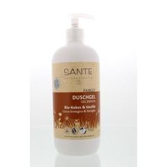 Sante Family bio kokos vanille douchegel BDIH (500 ml)