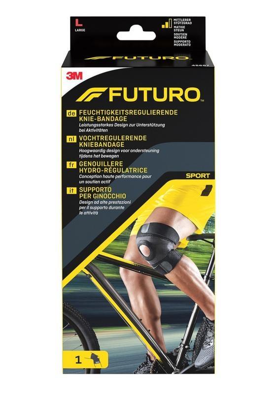 Futuro Futuro Sport kniesteun L (1 stuks)