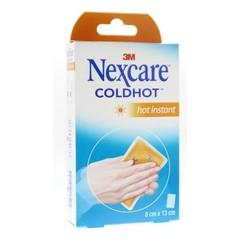 Nexcare Cold hot pack instant hot (1 stuks)