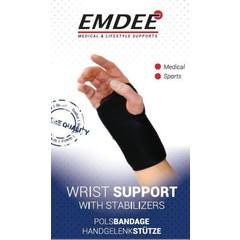 Emdee Pols support dubbele ondersteuning rechts (1 stuks)