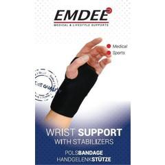 Emdee Pols support dubbele ondersteuning links (1 stuks)