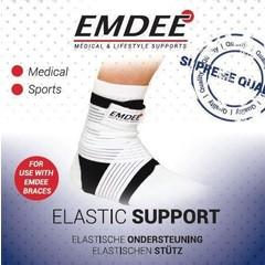 Emdee Elastische band 5 x 60 cm wit (1 stuks)