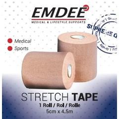 Emdee Easystretch tape 5 cm x 4.5 m (1 stuks)