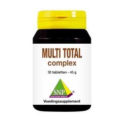SNP Multi total complex (30 tabletten)