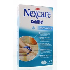Nexcare Cold pack instant cold (2 stuks)
