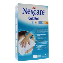 Nexcare Cold hot pack maxi 300 x 195 mm inclusief hoes (1 stuks)