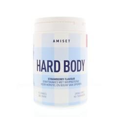 Amiset Hard body aardbei (300 gram)