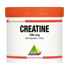 SNP Creatine 700 mg puur (240 capsules)