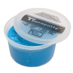 Disporta Theraputty zwaar blauw (85 gram)