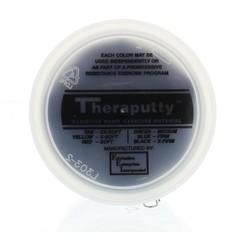 Disporta Theraputty extra zwaar zwart (85 gram)