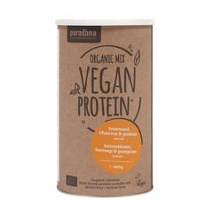 Purasana Vegan hennep pompoen & zonnebloem mix bio (400 gram)