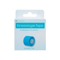 Dr Original Kinesiologie tape blauw (1 stuks)
