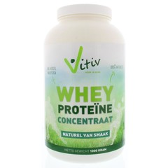 Vitiv Whey proteine concentraat (1 kilogram)