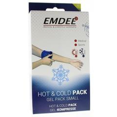 Emdee Hot & cold pack klein verpakt (1 stuks)