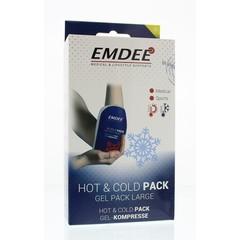 Emdee Hot & cold pack groot verpakt (1 stuks)