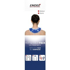Emdee Hot & cold pack neck beads (1 stuks)
