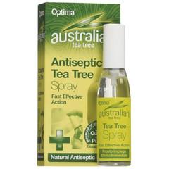 Optima Australian tea tree anti septische spray (30 ml)