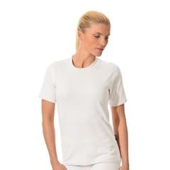 Best4Body Verbandshirt wit M/V korte mouw S (1 stuks)