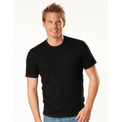 Best4Body Verbandshirt zwart korte mouw M (1 stuks)