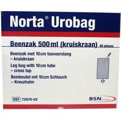 Norta Urobag beenzak 72670-02 (40 stuks)