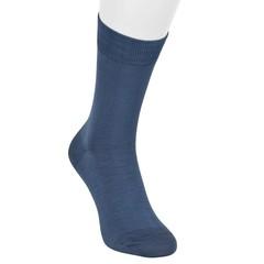 Best4Feet Zilversokken blauw M maat 38-40 (1 paar)