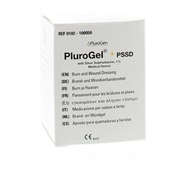 Plurogel Zilversulfaat 1% wondgel (50 gram)