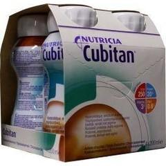Cubitan Chocolade 200 ml (4 stuks)