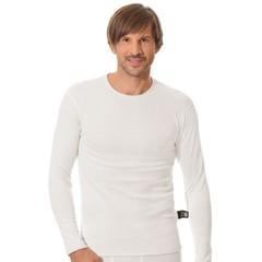 Best4Body Verbandshirt wit M/V lange mouw M (1 stuks)