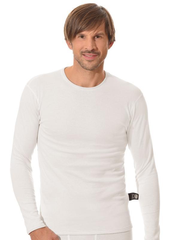 Best4Body Best4Body Verbandshirt wit M/V lange mouw L (1 stuks)