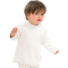 Best4Body Verbandshirt kind wit lange mouw 68 (1 stuks)