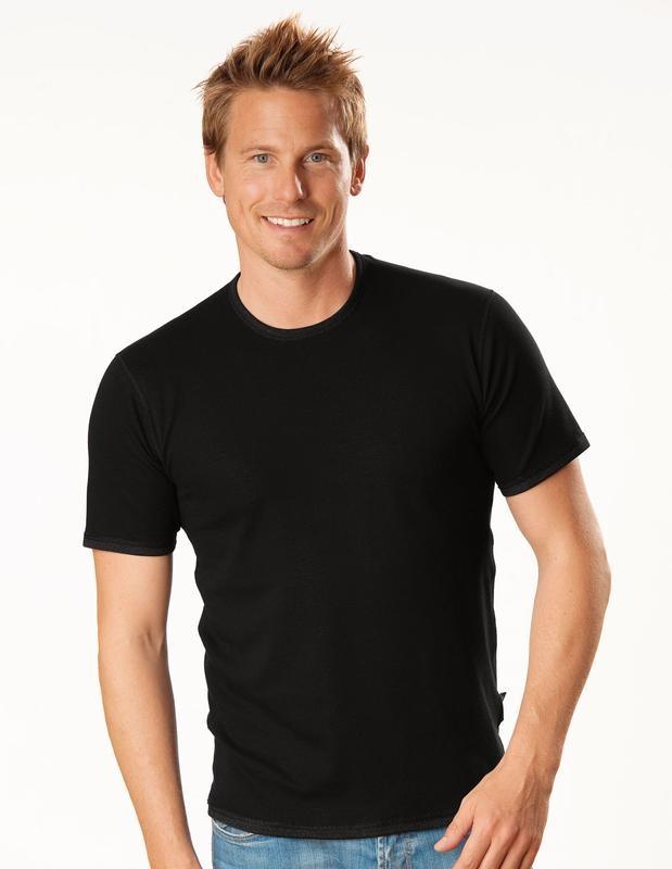 Best4Body Best4Body Verbandshirt zwart korte mouw XXXL (1 stuks)