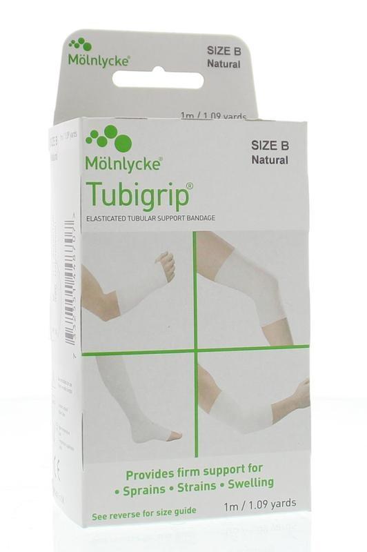 Tubigrip Tubigrip Maat B wit 1520 (1 stuks)