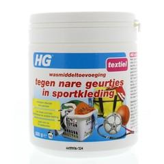 HG Wasmiddel toevoeging nare geurtjes sportkleding (500 gram)