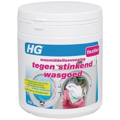 HG Wasmiddel stinkend wasgoed (500 gram)
