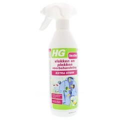 HG Vlekken & plekken voorbehandelingspray extra sterk (500 ml)