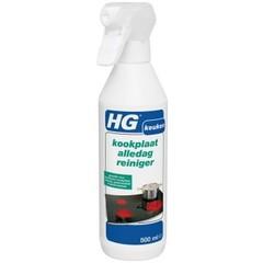 HG Keramische kookplaat alledag reiniger (500 ml)