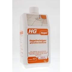 HG Tegelreiniger glans herstel 17 (1 liter)