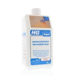 HG Extra cementsluiers verwijderaar nr 11 (1 liter)
