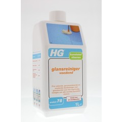 HG Kunststofvloer glansreiniger 78 (1 liter)