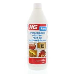 HG Rood nicotine roet en vet (1 liter)