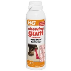 HG Chewing gum remover (200 ml)