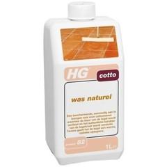HG Cotto wax naturel (1 liter)