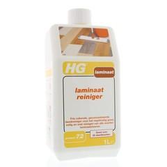 HG Laminaat reiniger zonder glans 72 (1 liter)