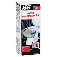 HG Toilet renovatie reiniging kit (500 ml)
