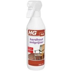 HG Hardhouten ontgrijzer (500 ml)