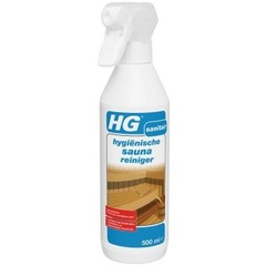 HG Hygienische sauna reiniger (500 ml)