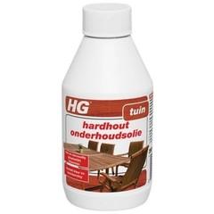 HG Hardhout onderhoudsolie (250 ml)