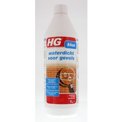 HG Waterdicht voor gevels (1 liter)